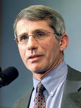 Dr. Anthony Fauci (M.D.)