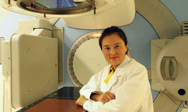 Lead investigator of the study, Dr. Wei Deng. (Source: CNBP)