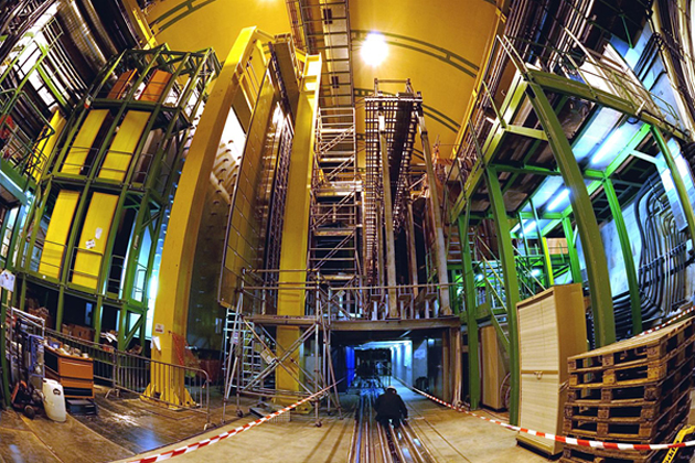 CERN's LHCb experiment has announced the discovery of the Xicc++ particle (CERN)
