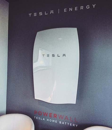 A Tesla Powerwall. (Source: Public Domain)