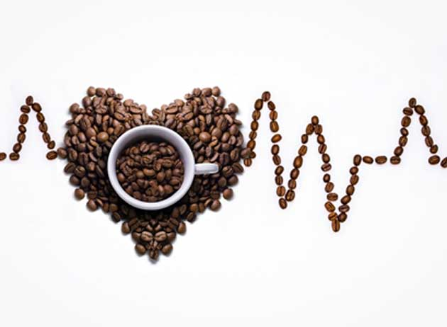 This study established no negative evidence between coffee consumption and overall cardiovascular health. In fact, some data collected proved that coffee was good for the heart in moderate amounts. (Source: Public Domain)