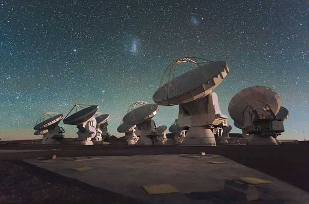 Atacama Large Millimetre/submillimetre Array