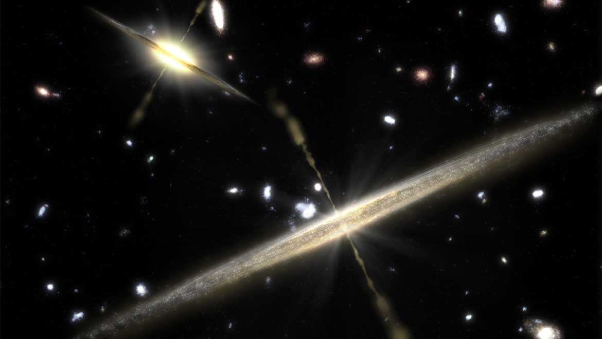 Scientists Discover 72 New Galaxies No One Knew Existed