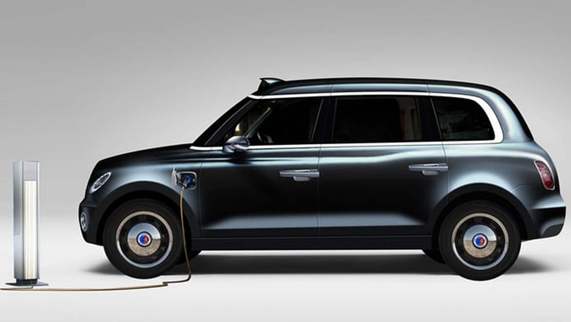London's Iconic Black Cabs Get A Dramatic New Look – On The Inside