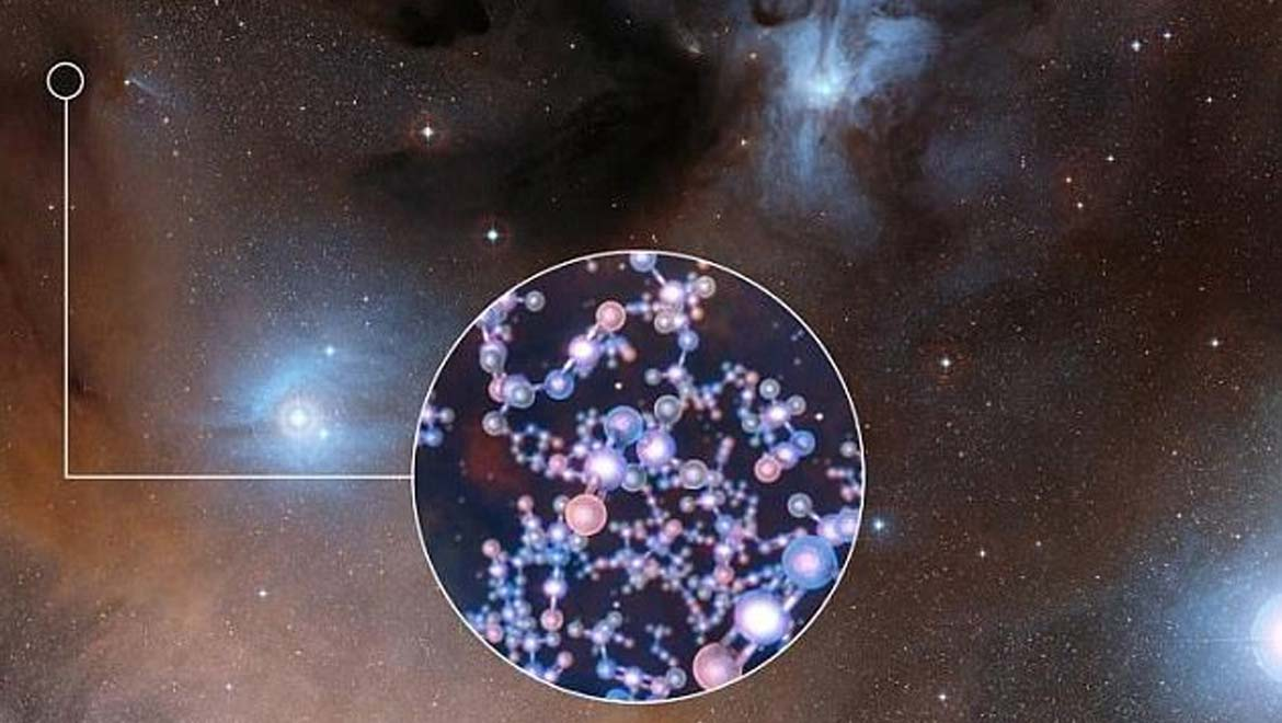 The Building Blocks of Life: Stars Similar to the Sun Found to Contain Prebiotics