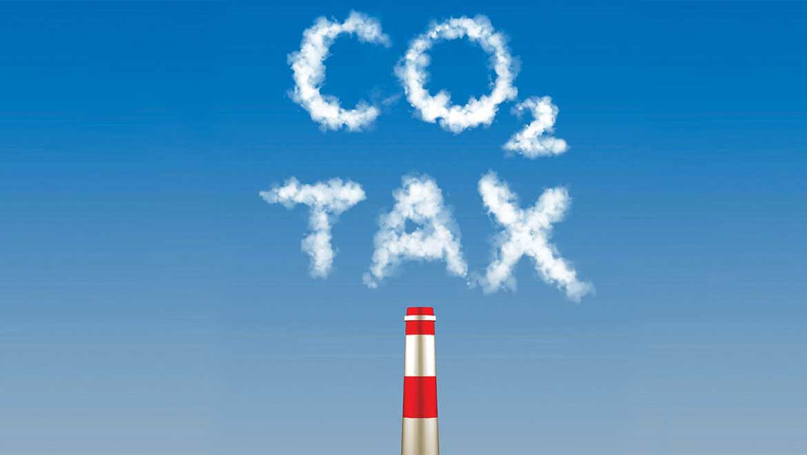 The Price Of Carbon Taxation