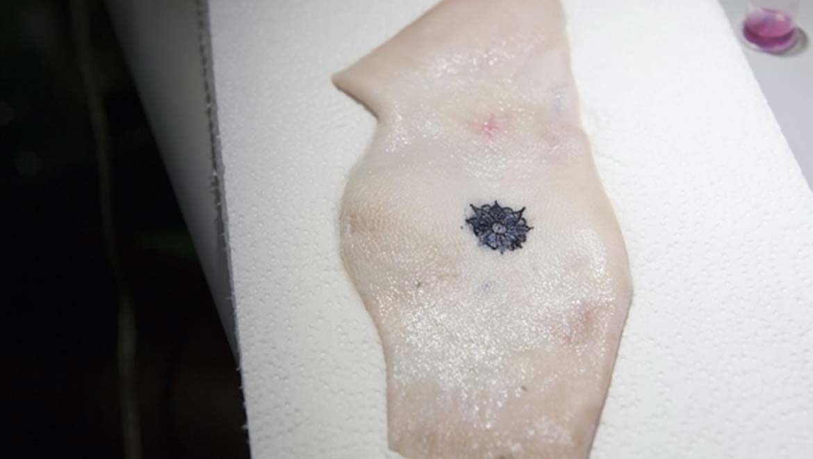 Clinical Tattoos: Transdermal Biosensors That Can Track Your Health