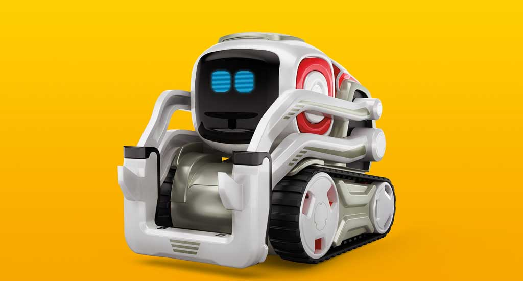 Cosmo Toy Robot New : Cozmo the robot with big brain and even bigger