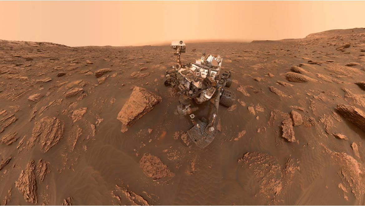 SOS: Curiosity Rover on Mars Needs Tech Support