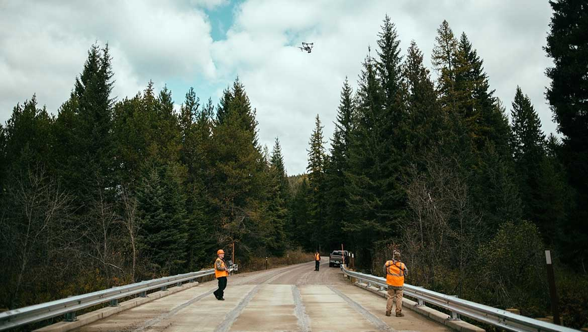 Drones Can Enable Planting of 100,000 Trees in a Single Day