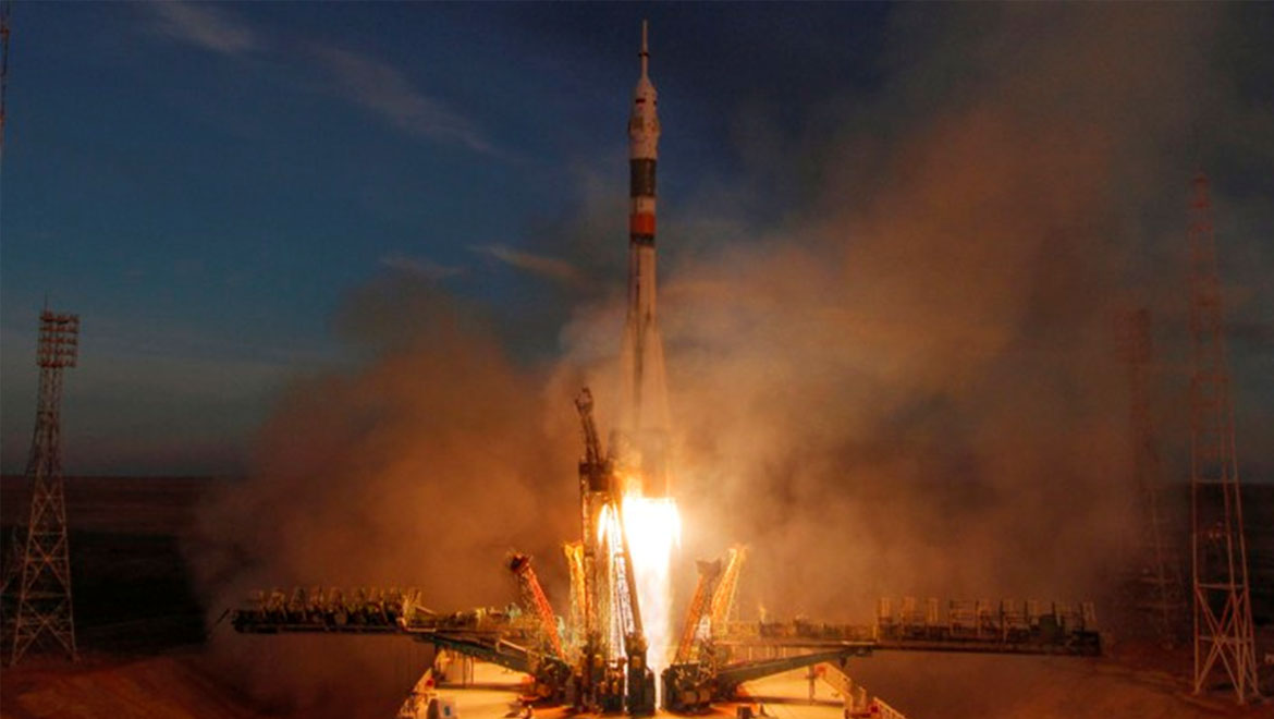Liftoff For Expedition 58: Soyuz Back In Business After Rocket Failure