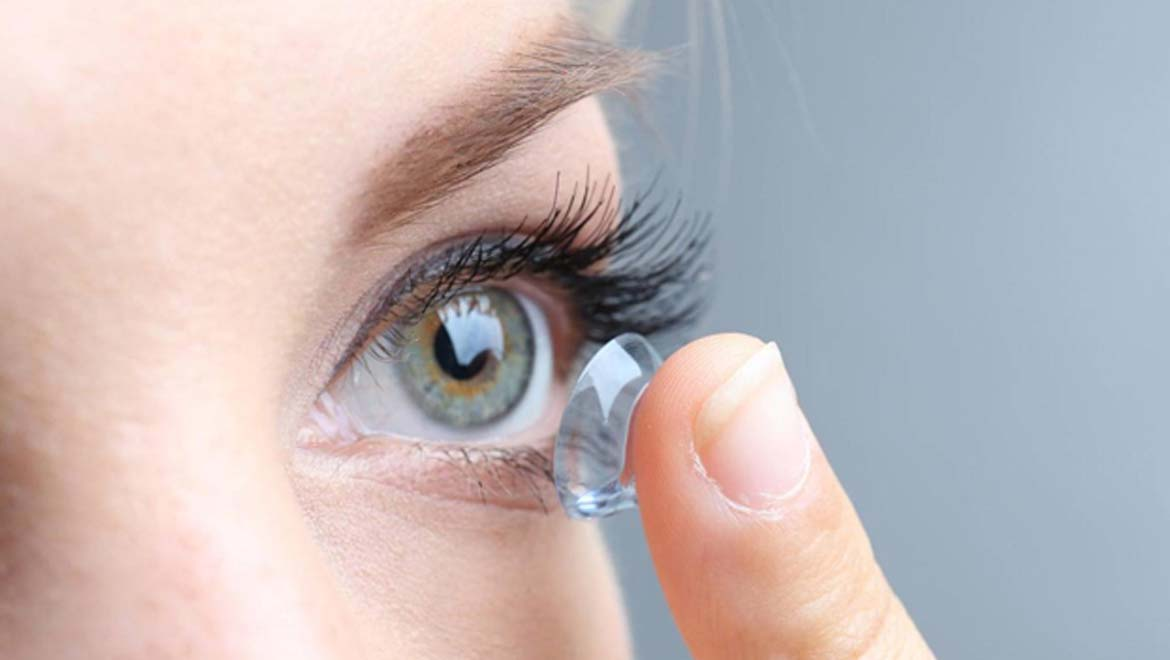 The FDA Has Approved World's First Contact Lenses That Turn Dark In Bright Light