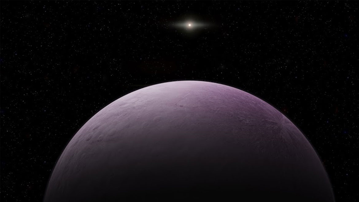 "10th Planet in our Solar System? The Newly Discovered ""Farout"" Has A Pinkish Hue"