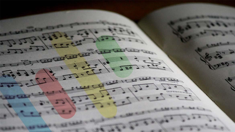Music Notes, Sheet & Google Loading icons