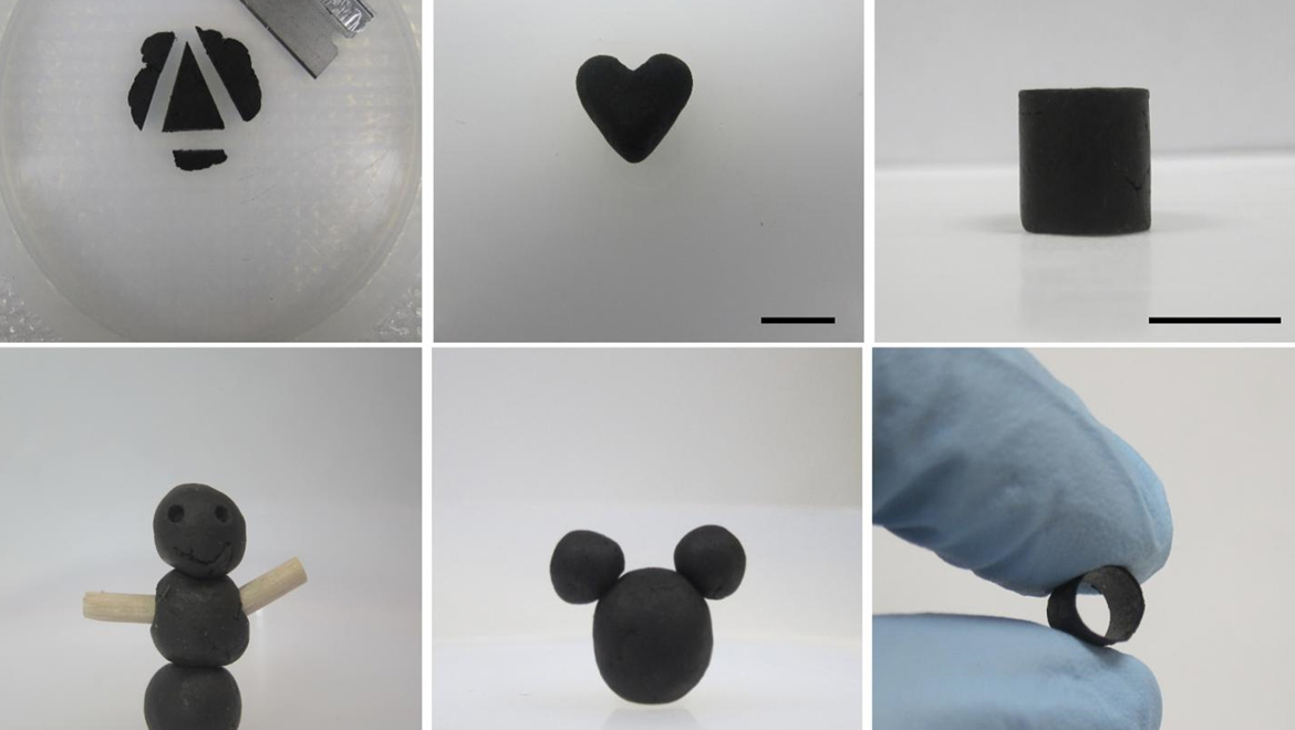 Graphene Play-Doh: New Plasticine-Like Formulation Could Significantly Boost Graphene Industry