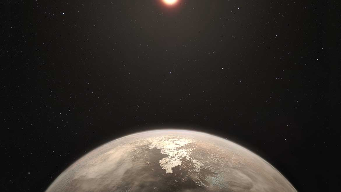 Habitable Exoplanet Discovered Close To Earth