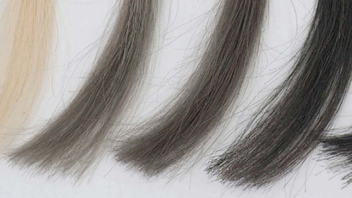 High-Tech Hair Dye: Graphene As A Potential Non-Toxic Hair Colorant