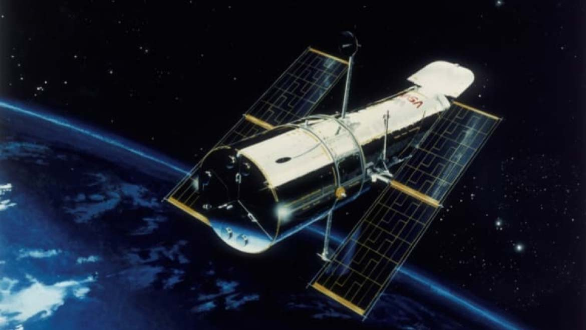 Hubble Space Telescope in 'Safe Mode' After Technical Disturbances