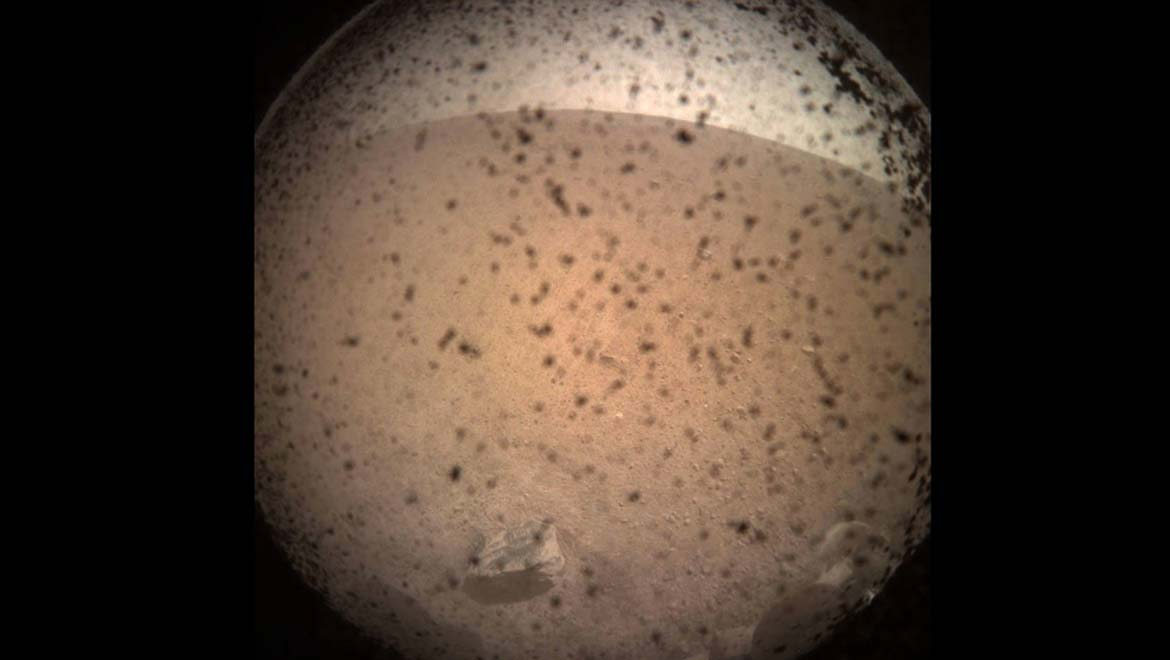 Highlight Of The Week: NASA's InSight Makes Flawless Landing On Mars