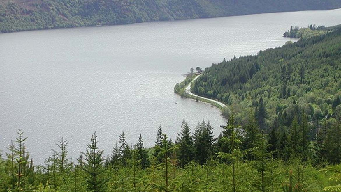 New Proposed Project Could Turn Loch Ness Into Monster Power Source
