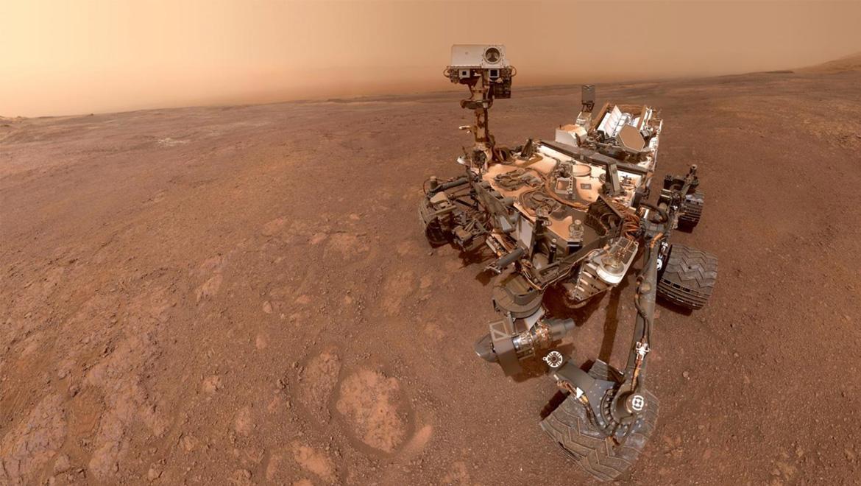 New Paper Describes Novel Technique To Analyze Martian Rocks Using Rover Data