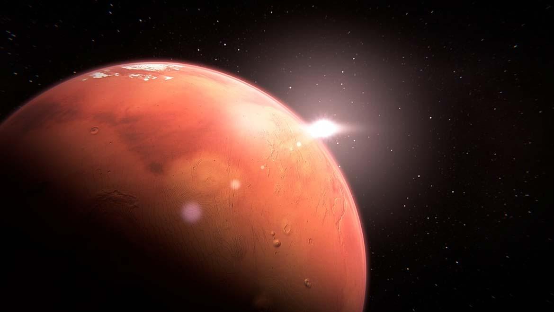 Oxygen on Mars: Is it Possible?