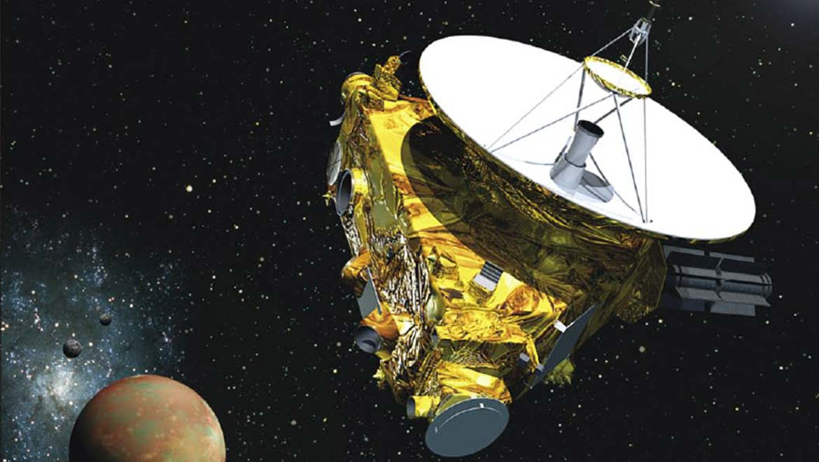 NASA's New Horizons Reached The Farthest Object In Our Solar System