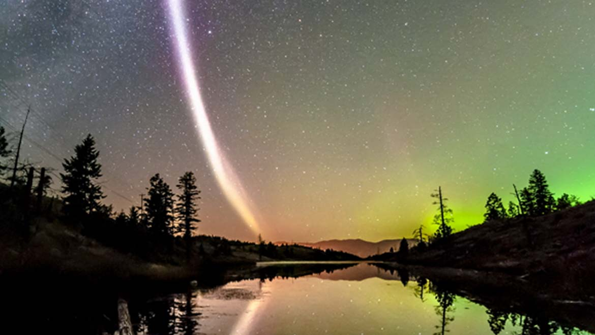 Citizen Scientists Help Find Steve, A Phenomenon of the Northern Lights