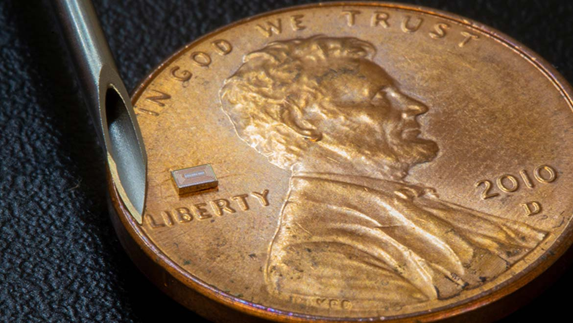 Sub-Dermal Chip Designed to Tell How Much You've Been Drinking