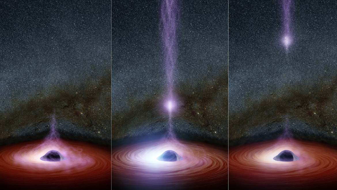 Scientists Confirm Presence Of 'Super' Black Hole At Milky Way's Center