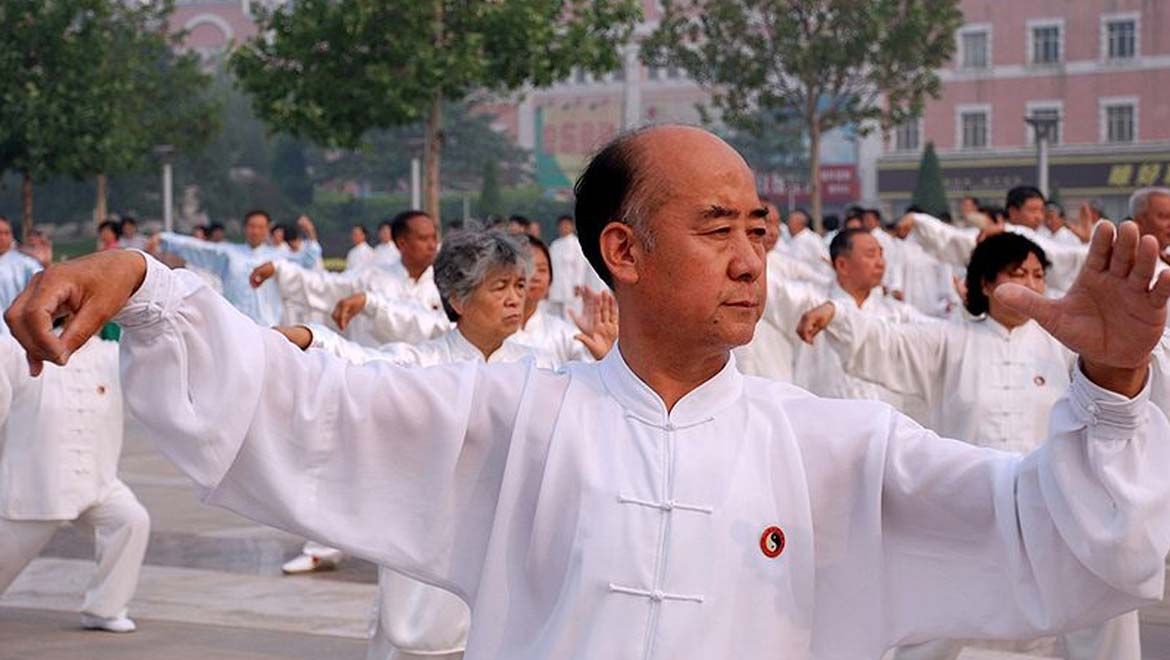 Could the Ancient Art of Tai Chi Help Reduce Depression?