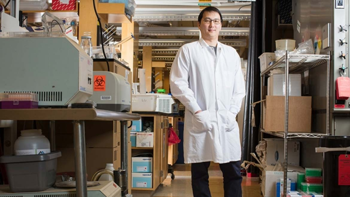 Timothy Lu Seeks To Combat Diseases By Combining Biology With Computer Science