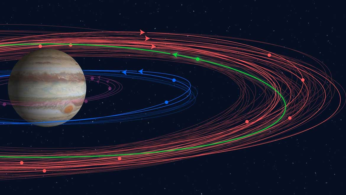 "Astronomers Discover Odd ""Valetudo"" In 12 New Moons Of Jupiter"