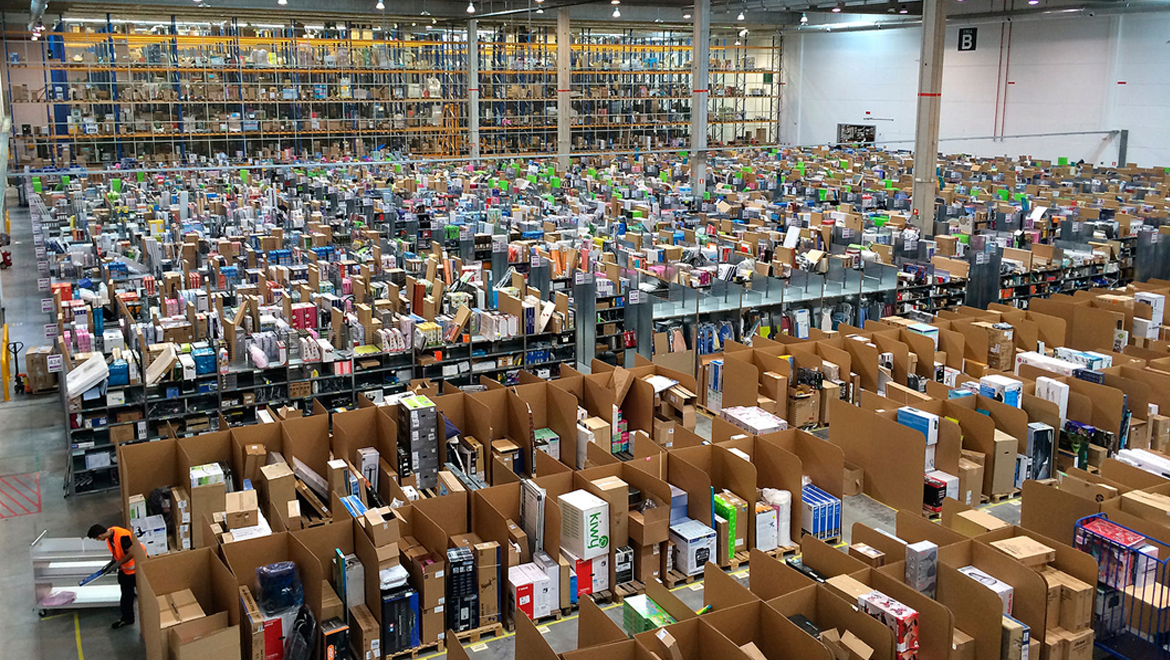 Amazon's Wireless Wristbands Can Track Warehouse Workers
