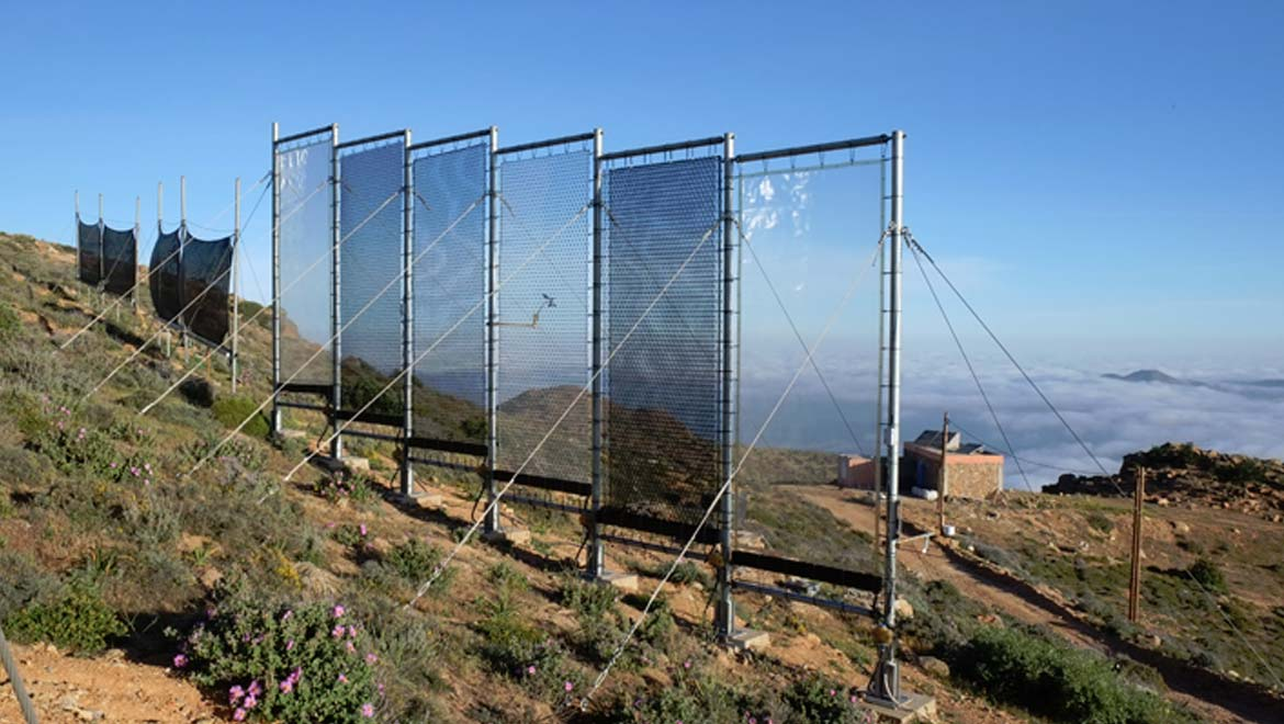 The new net technology, called CloudFisher, is more resilient towards sunlight and heavy winds. Months of testing lead to promising results.
