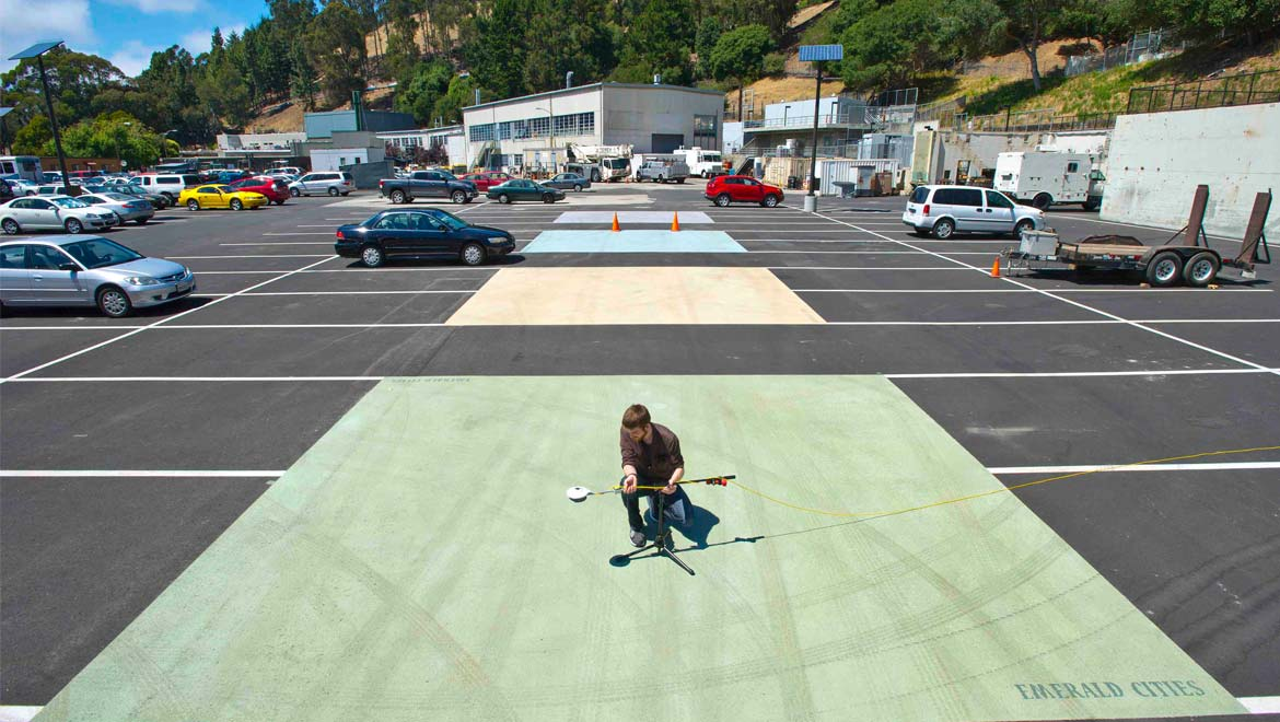 Cool Pavements: Another Way For Cities To Keep Their Cool