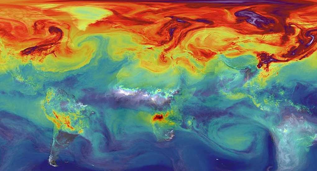 NASA Holds Media Briefing on Carbon's Role in Earth's Future Climate