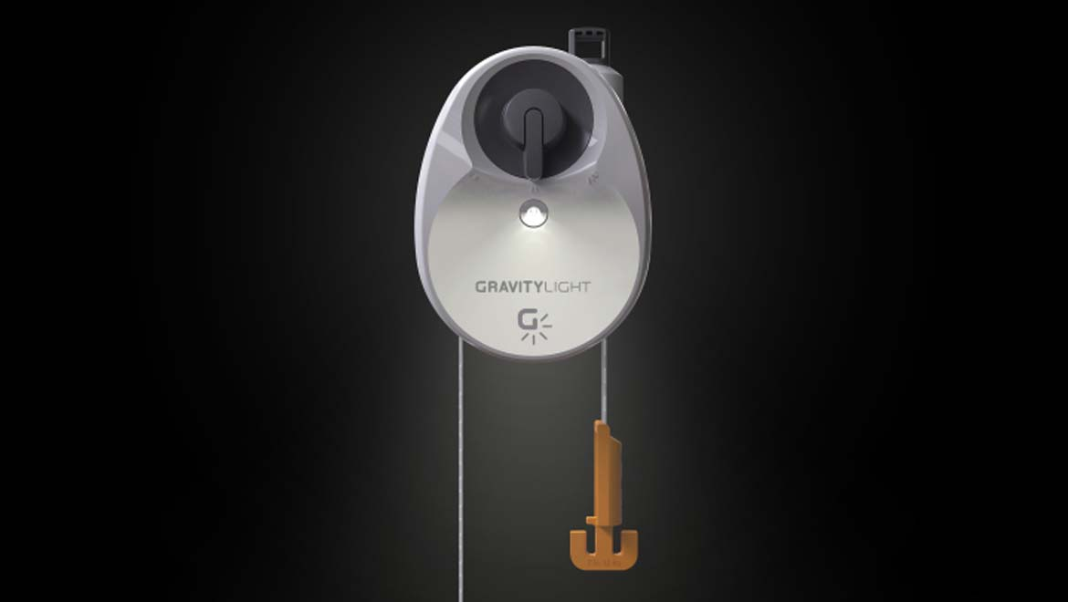 GravityLight: A New And Safer Way To Light Up Rural Africa