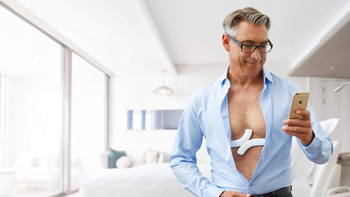 Everyday Respiratory Tracking: A New, Wireless, Contactless Smart-Fabric Sensor