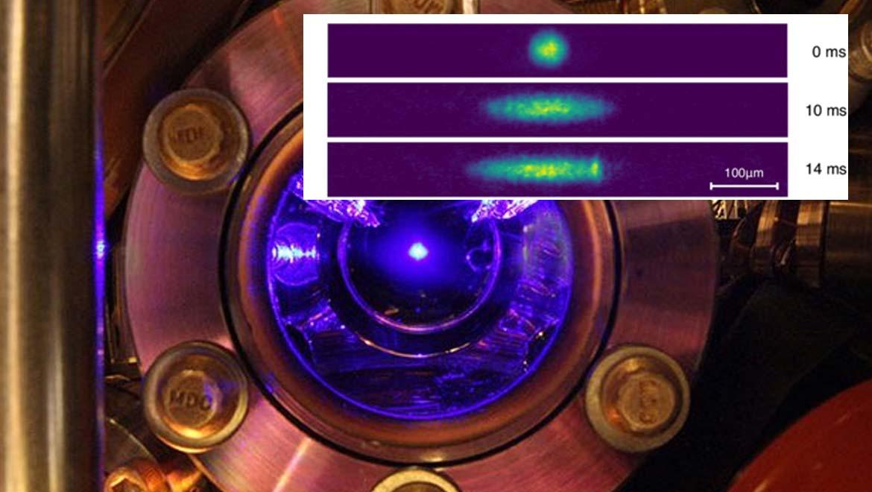Scientists create new method to pair Rubidium atom
