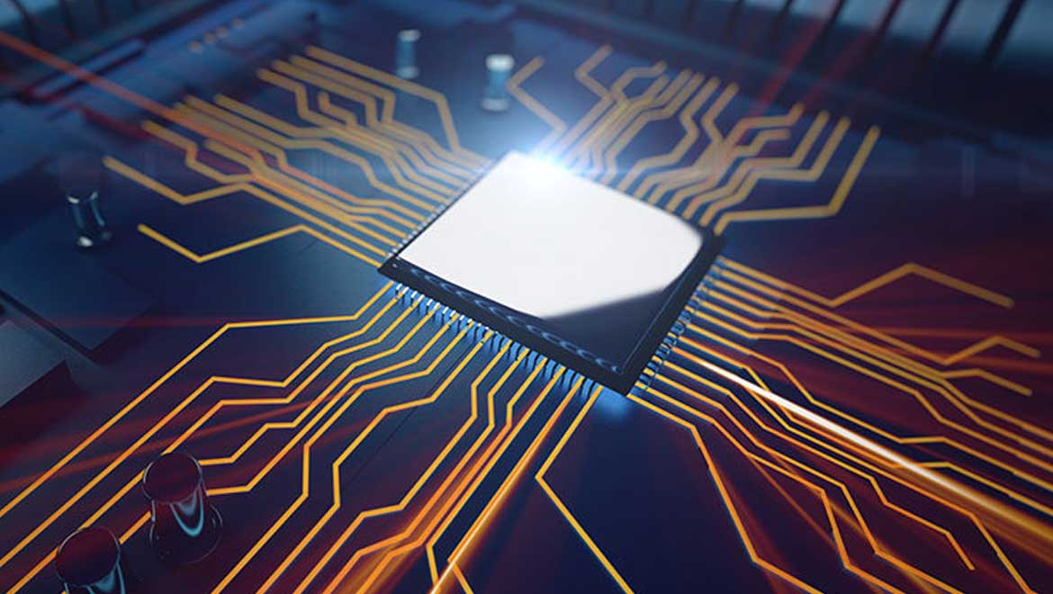 New Computer Chips Talk To Each Other Using Light