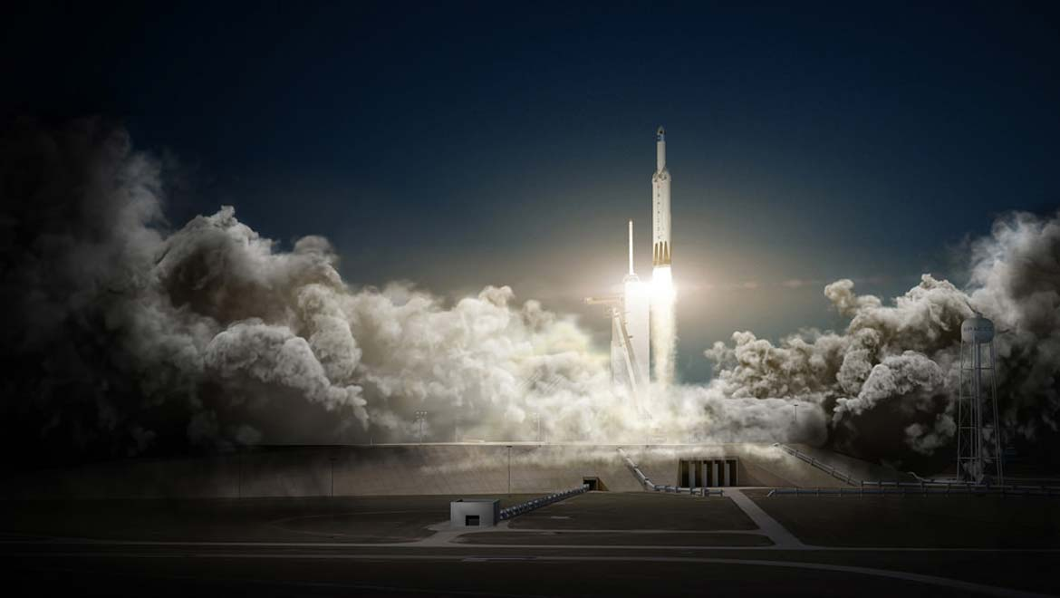SpaceX's Second Job: Is This How Musk Will Achieve His Martian Dream?