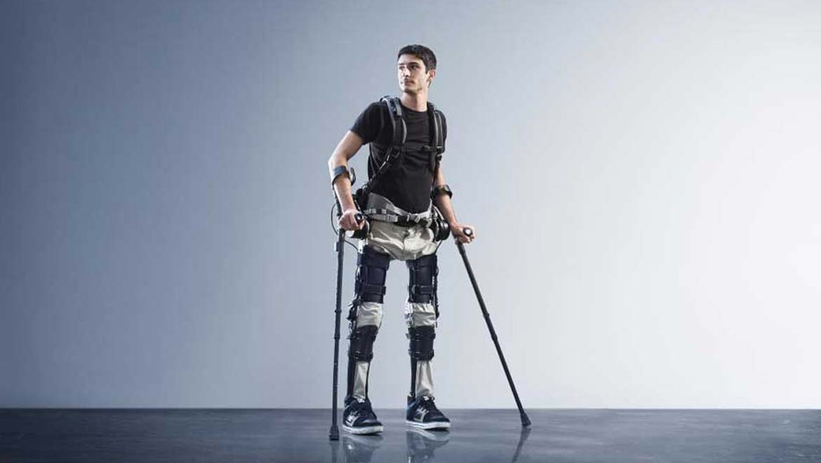 Robotic Exoskeleton for Multiple Sclerosis