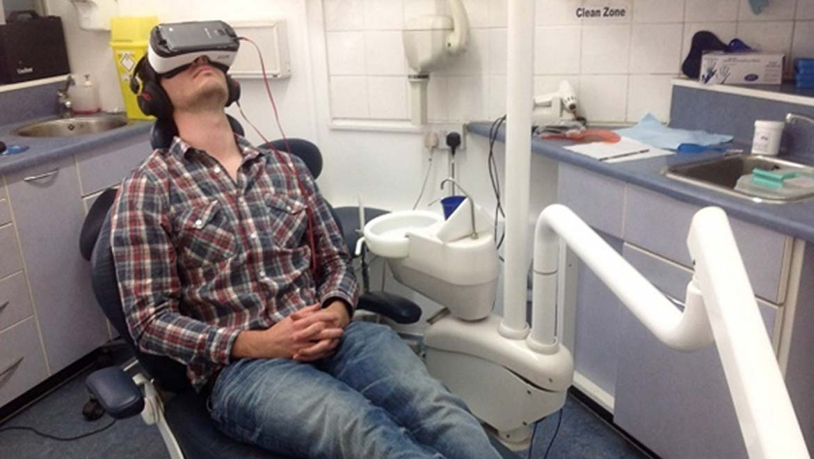 VR Remedies for Dentist Phobias