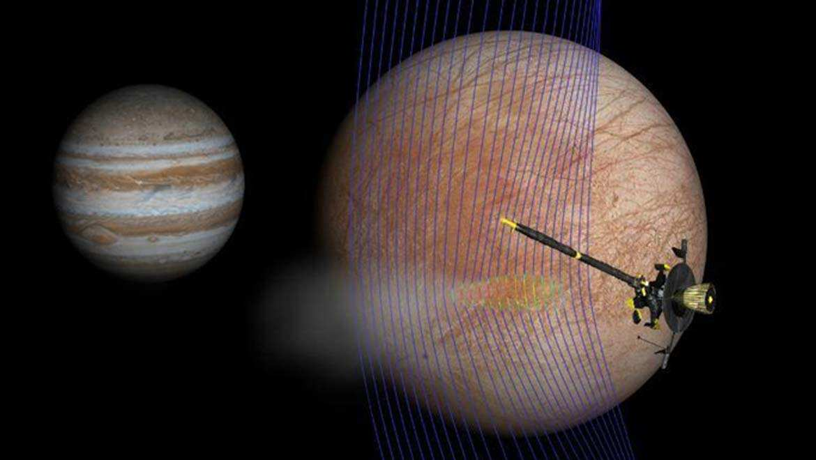Europa, Jupiter's Moon, May Be The Best Candidate To Harbor Alien Life