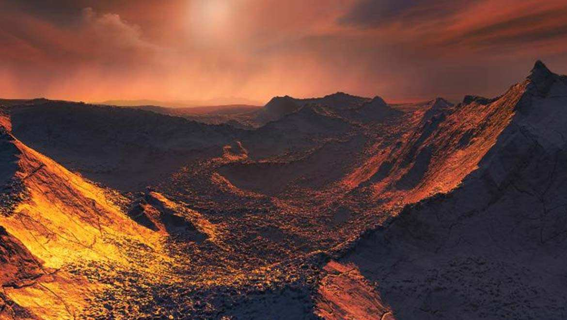 "New ""Candidate Super-Earth"" Planet Found Near Barnard's Star"