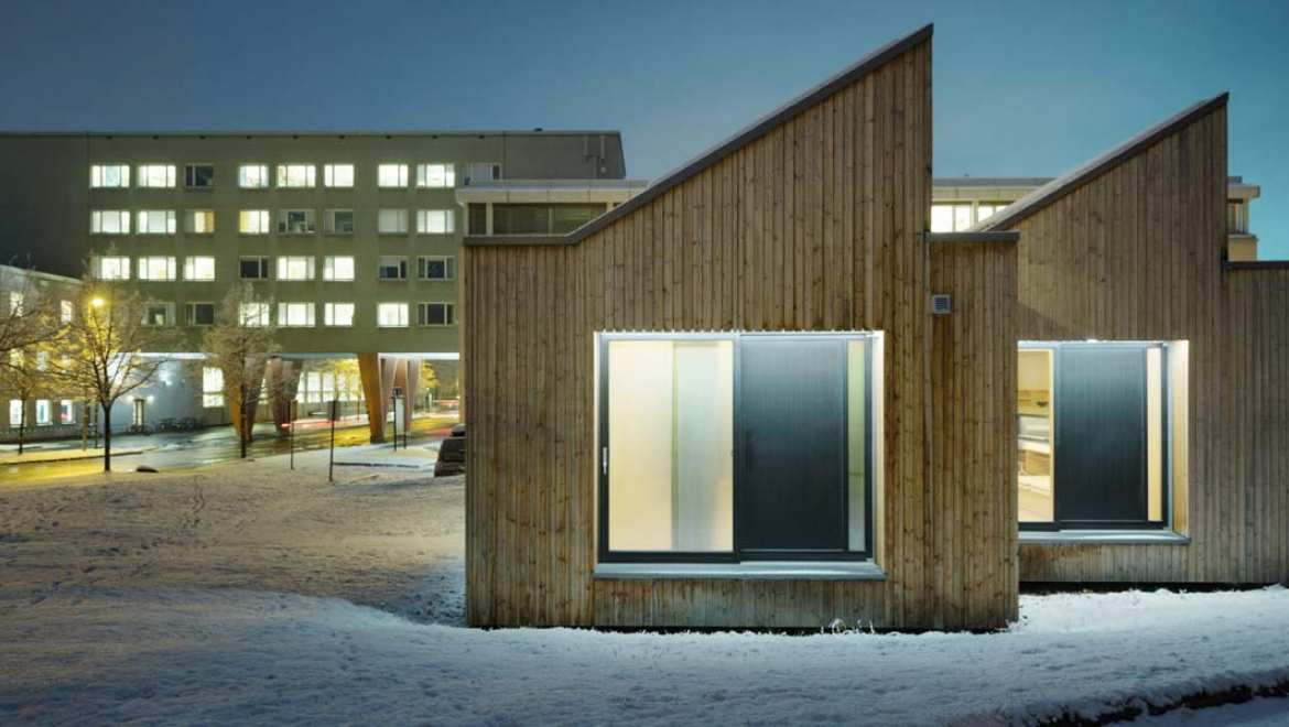 The ZEB Living Lab on the NTNU campus