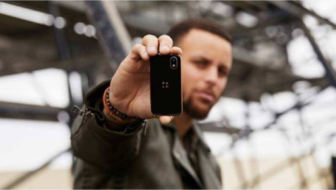 'Palm' Is Back - With A Smaller, Better Version Of Their Phone