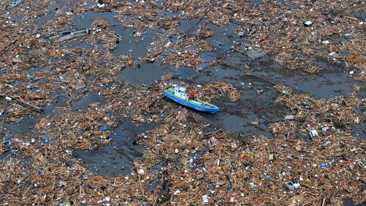 New Technique Shows Up How Much Plastic is Really in the Ocean