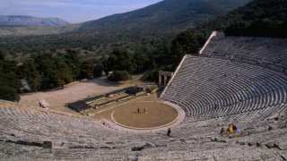 Unraveling The Acoustics Of Ancient Amphitheaters